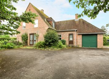 Thumbnail 4 bed property to rent in The Vicarage, Nunton, Salisbury, Wiltshire