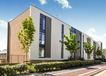 Thumbnail 2 bedroom flat for sale in Firepool View, Taunton