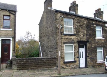Thumbnail 1 bed end terrace house for sale in Eldroth Road, Savile Park, Halifax