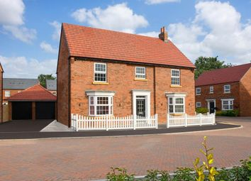 "Thumbnail 5 bedroom detached house for sale in ""Henley"" at Old Stowmarket Road, Woolpit, Bury St. Edmunds"