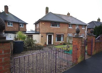 Thumbnail 2 bed semi-detached house for sale in St. Thomas Street, Mow Cop, Stoke-On-Trent