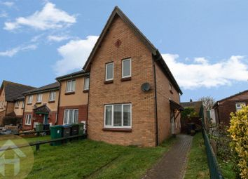 Thumbnail 2 bed end terrace house for sale in Eveleigh Road, Royal Wootton Bassett, Swindon