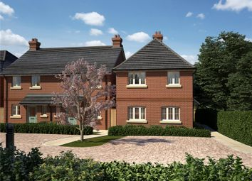 Thumbnail 3 bed detached house for sale in Copse View, Four Marks, Alton, Hampshire