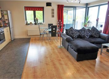 Thumbnail 2 bed flat for sale in Basin Road, Diglis, Worcester