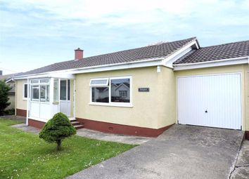 Thumbnail 3 bedroom detached bungalow for sale in Spring Hill, Dinas Cross, Newport