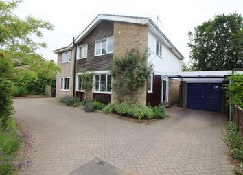Thumbnail 5 bed detached house for sale in Langley Way, Hemingford Grey, Huntingdon