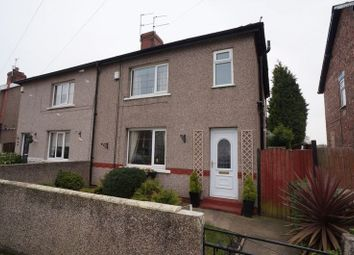 Thumbnail 3 bed semi-detached house for sale in Quarry Avenue, Knottingley