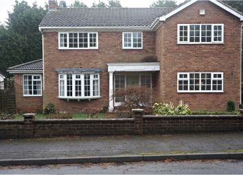 Thumbnail 4 bed detached house to rent in West Leys Park, Swanland