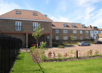 Thumbnail 2 bedroom flat to rent in Manor Court, Thorpe Road, Staines Upon Thames, Middlesex