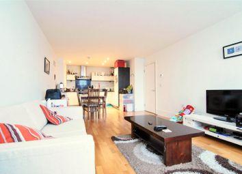 Thumbnail 1 bed flat to rent in Eaststand Apartments, Highbury Stadium Square, Highbury, London