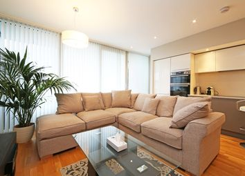 Thumbnail 2 bed flat to rent in Edmunds House, Chiswick Point, Colonial Drive