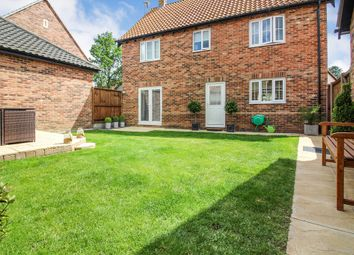 Thumbnail 4 bedroom detached house for sale in Tubby Drive, Poringland, Norwich