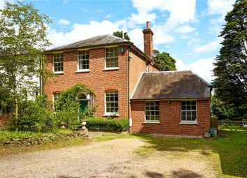 4 bed semi-detached house for sale in London Road, Wrotham Heath, Sevenoaks, Kent TN15