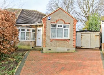Thumbnail 2 bed semi-detached bungalow for sale in Sutton Close, Eastcote, Pinner