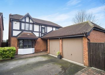 Thumbnail 4 bed detached house for sale in Morton Crescent, Castleford