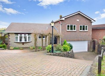 Thumbnail 4 bed detached house for sale in Bowcombe Road, Newport, Isle Of Wight