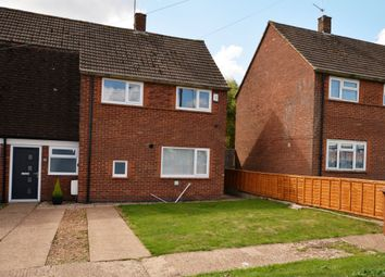 Thumbnail 3 bedroom semi-detached house for sale in Berrywood Road, Duston, Northampton