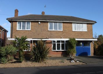Thumbnail 4 bed detached house for sale in South Drive, Chaddesden, Derby