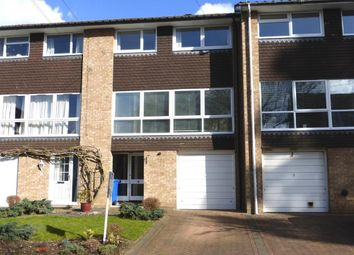 Thumbnail 4 bed town house to rent in Boulters Gardens, Maidenhead