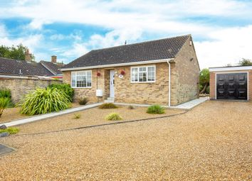 Thumbnail 2 bed detached bungalow for sale in The Glebe, Bury, Ramsey, Huntingdon