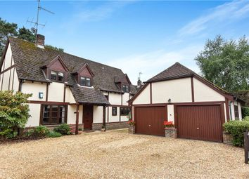 Thumbnail 4 bed detached house to rent in Maywood Drive, Portsmouth Road, Camberley