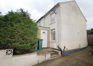 Thumbnail 2 bed end terrace house to rent in Lower Farnham Road, Aldershot