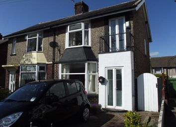 Thumbnail 2 bed semi-detached house for sale in Halifax Road, Brierfield, Nelson, Lancashire