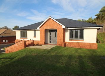 Thumbnail 3 bed detached bungalow for sale in Moonhill Copse, West Clyst, Exeter