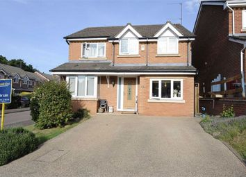4 bed detached house for sale in Haddon Close, Wellingborough NN8