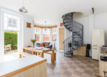 Thumbnail 3 bed flat for sale in Weston Park, London