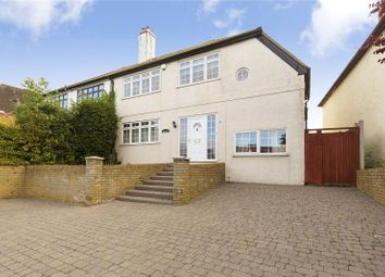 Thumbnail 4 bed semi-detached house for sale in High Street, Ongar, Essex