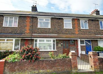 Thumbnail 3 bed terraced house for sale in Queen Street, Broadwater, Worthing, West Sussex