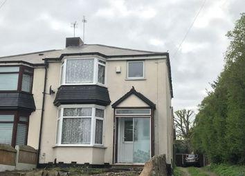 Thumbnail 3 bed semi-detached house for sale in Balden Road, Harborne, Birmingham, West Midlands