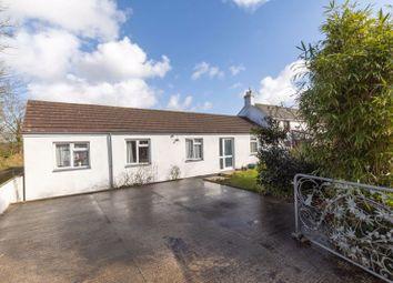 Thumbnail 3 bed semi-detached bungalow for sale in Lancamshire Lane, Rosudgeon, Penzance