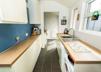 Thumbnail 2 bed terraced house for sale in Grace Street, Lincoln