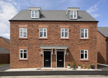 """Thumbnail 3 bed semi-detached house for sale in """"Nugent"""" at Fen Street, Brooklands, Milton Keynes"""