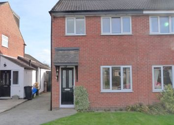 Thumbnail 3 bed semi-detached house to rent in Crowberry Drive, Harrogate