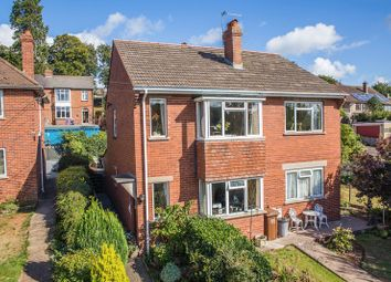 Thumbnail 2 bed flat for sale in Hawthorn Road, Crediton