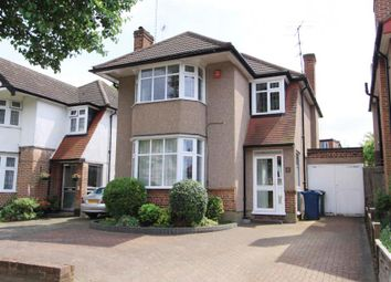Thumbnail 3 bed detached house to rent in Suffolk Road, North Harrow, Harrow