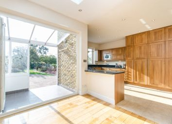 Thumbnail 5 bed semi-detached house to rent in Queens Road, Wimbledon