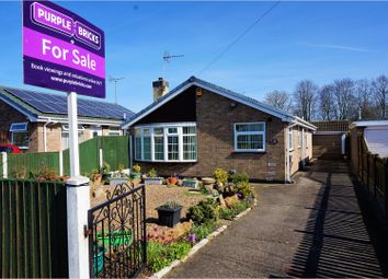 Thumbnail 3 bed detached bungalow for sale in Overdale Avenue, Sutton-In-Ashfield