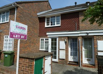Thumbnail 1 bed maisonette to rent in Stevens Close, Epsom