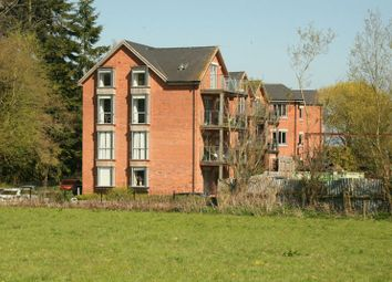 Thumbnail 3 bedroom flat for sale in Castle Mews, Eccleshall, Staffordshire