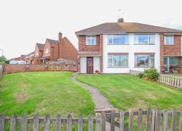 Thumbnail 3 bed semi-detached house for sale in The Gardens, Radford Semele, Leamington Spa
