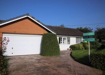 Thumbnail 3 bed bungalow for sale in Brereton Court, Brereton Heath, Congleton