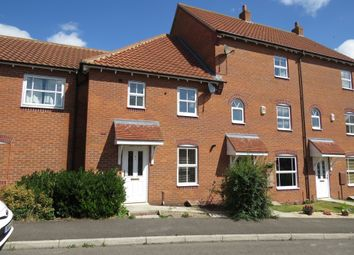 Thumbnail 3 bed detached house to rent in Sorrel Road, Witham St. Hughs, Lincoln