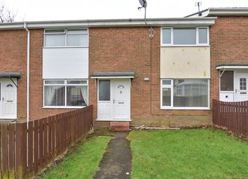 Thumbnail 2 bed terraced house to rent in Lambton Avenue, Consett