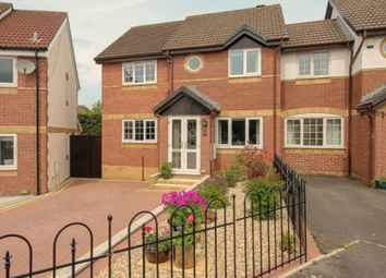 Thumbnail 3 bed semi-detached house for sale in Westfield Drive, Penarth