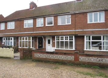 Thumbnail 3 bed terraced house for sale in Beatrice Avenue, Dereham