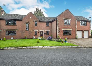 Thumbnail 5 bed detached house for sale in Manor House Drive, Crawford Road, Crawford Village, Lancashire